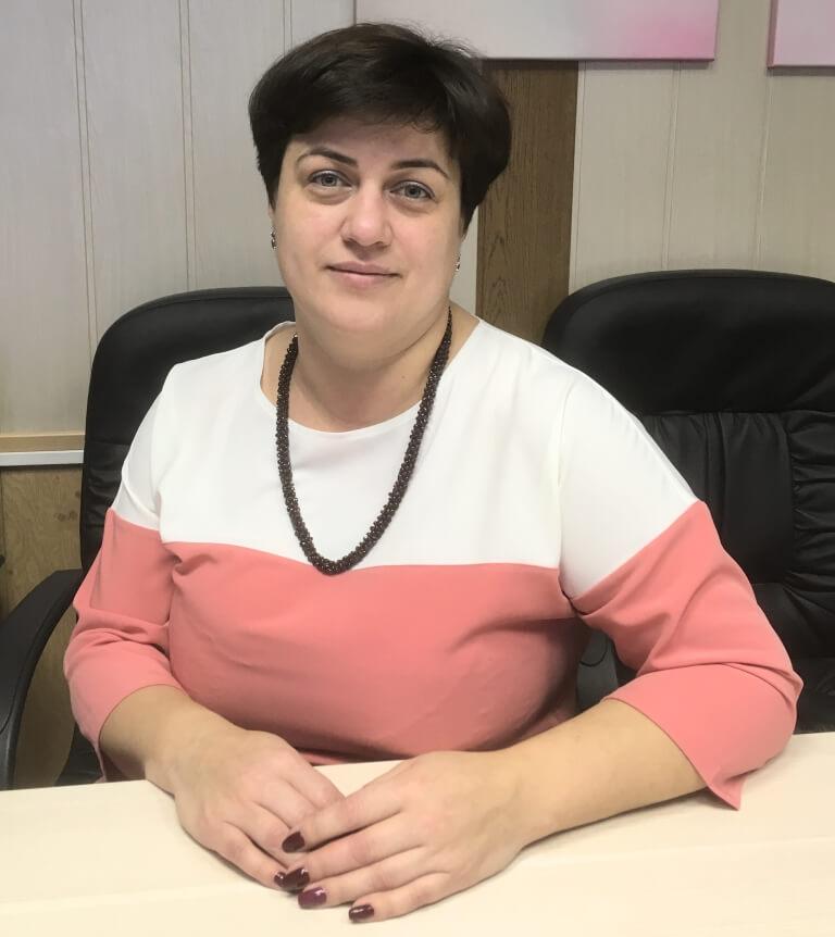 Глагозина Ольга Викторовна