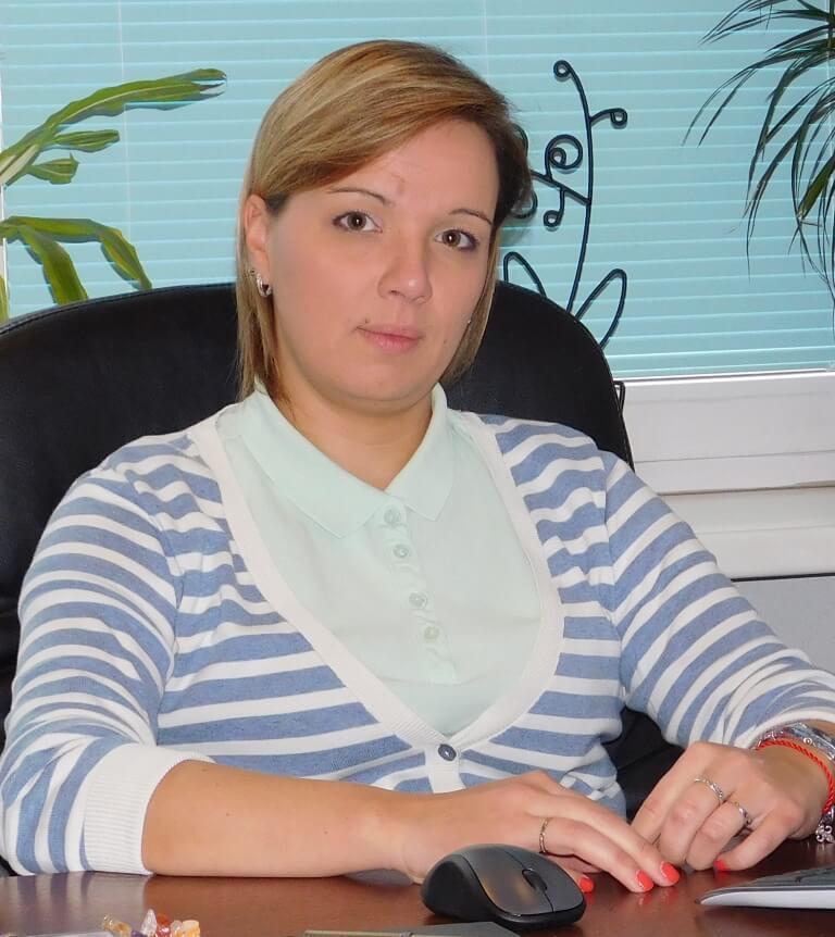 Серова Елена Николаевна